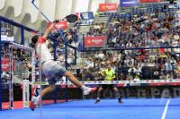 Dos parejas inéditas triunfan en el Estrella Damm Valencia Open