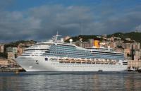 Costa Cruceros iniciará sus operaciones en Valencia el uno de abril, como puerto base