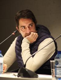 Pere Cervantes, escritor: «Mi novela 'Golpes' es un combate existencial»