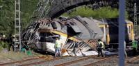 Accidente ferroviario en Pontevedra: 4 muertos y 48 heridos