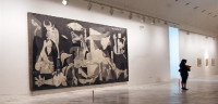Se cumplen 35 años de la llegada del 'Guernica' a España