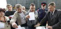 El 89% de los votantes de Donetsk apoyan independizarse
