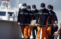 El hundimiento del Sewol ya acumula 46 muertos