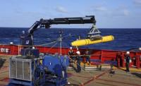Comienza la búsqueda submarina de la caja negra del avión desaparecido
