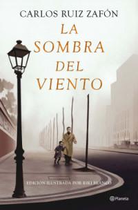 Reseña de La Sombra del Viento, de Carlos Ruiz Zafón