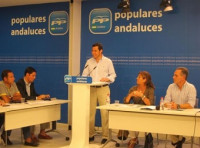 El líder del PP andaluz ve