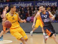 Valencia Basket sella su pase a octavos y el CAI se acerca