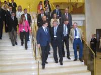 Rajoy anuncia una rebaja del Impuesto de Sociedades del 30 al 25%