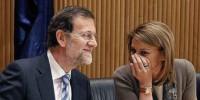 El escrache perseguirá hoy a Cospedal y mañana a Rajoy