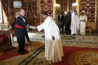 El Rey recibirá a 16 embajadores horas antes de ser operado