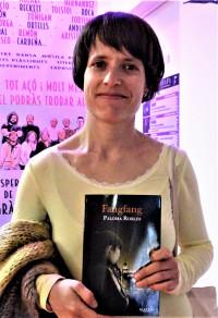 Paloma Robles, escritora: «Hay chinos que también lo pasan mal en España»