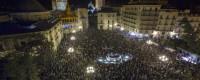 Los valencianos dicen NO al cierre de RTVV