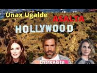 Unax Ugalde salta la exclusiva 'valla' de Hollywood (Entrevista multimedia)