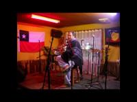 Reconocen en Viña del Mar, Chile, labor de poeta poblano a través de una canción