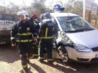 Las carreteras españolas acaban con cinco muertos el fin de semana