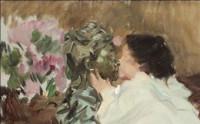Christie's subastará 'El beso', de Joaquín Sorolla