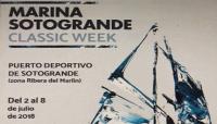 La I Marina Sotogrande Classic Week 2018 abre su web