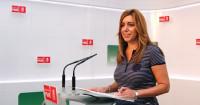Susana Díaz, única candidata a las primarias del PSOE-A