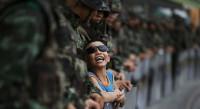 El Ejército tailandés despliega miles de soldados y policías en Bangkok