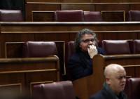 Los diputados de ERC expulsados del Pleno por querer hablar en catalán