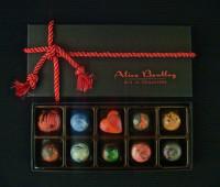 Alicia Gibert, bombones con arte