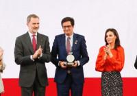 Paradores recibe su acreditación como embajador de la marca España