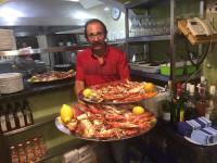 En el casco antiguo de Marbella, Restaurante Altamirano