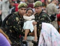 Exteriores busca a los siete españoles desaparecidos en Filipinas