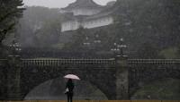 Tokio vive su primera nevada en un mes de noviembre en más de medio siglo
