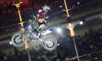 Tom Pagès logra lo imposible: tres triunfos consecutivos en el Red Bull X-Fighters de Madrid