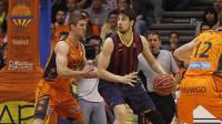 Tomic deja a Valencia Basket al borde del KO