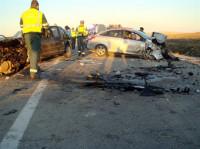 El balance provisional del puente deja 10 muertos en las carreteras