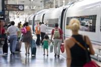 Desciende el uso del avión en beneficio del tren