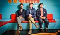 Two Door Cinema Club revienta el Arenal Sound
