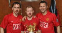 Paul Scholes será ayudante de Ryan Giggs en el banquillo del United