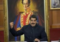 Homenaje a Simón Bolívar, libertador de América del Sur