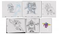 Disney celebra el 25 aniversario de Toy Story revelando el primer boceto de Buzz Lightyear