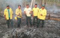 Los incendios en la Amazonia amenazan a pueblos indígenas no contactados