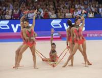 Freixenet con la gimnasia española