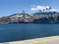 Tanger-Med, el Puerto gigante de Africa que va creciendo año tras año