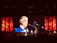 Memorable concierto de Andrea Bocelli en Gibraltar
