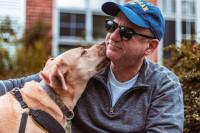 Los perros pueden detectar el cáncer de próstata con un 93% de eficacia