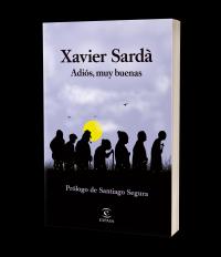 Xavier Sardà regresa con historias de muerte
