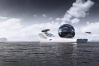 """El proyecto del superyate futurista """"Earth 300"""" se presentará en Marbella"""