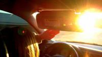 Operación retorno: consejos para que el sol no se convierta en un problema a la hora de conducir