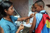 Enfermedades erradicadas retornan con la crisis de Venezuela