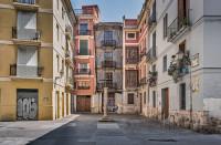 Las calles comerciales de Valencia descienden su tráfico peatonal un 37,76% esta última semana