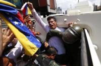 El líder de la oposición venezolana a la espera de la prisión preventiva