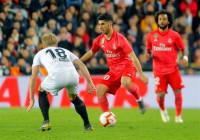 El Valencia arrolla al Madrid en Mestalla (2-1)