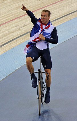 Chris Hoy London